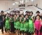 제2회 유성구연맹장기 댄스스포츠대회 참가 #3